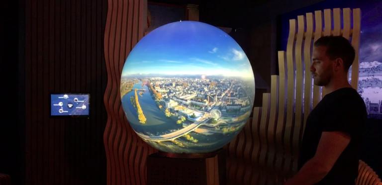 objeos ville de tours ecran 360