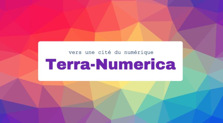 logo terra numerica cité du numérique